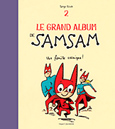 Le grand album de Samsam, Tome 2